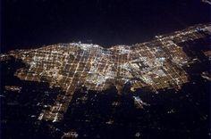 Toronto at Night: great teaching image