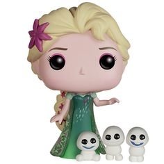 Figurine Elsa Frozen Fever (La Reine Des Neiges) - Figurine Funko Pop http://figurinepop.com/elsa-frozen-fever-la-reine-des-neiges-funko