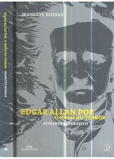 Sebo do Messias - Livro - Edgar Allan Poe o Mago do Terror R$20