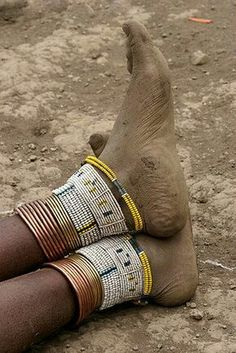 the anklets!!