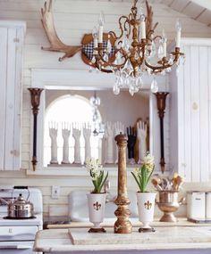english farm house kitchen | FRENCH FARMHOUSE KITCHEN DESIGNS « Kitchen Design Ideas
