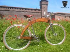 Bici Speciale mod. Como - Castello Sforzesco (MI)