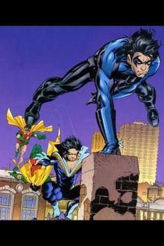 Dick Grayson, Robin to Nightwing