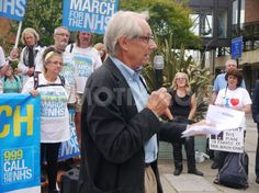 Peoples march for the nhs st albans