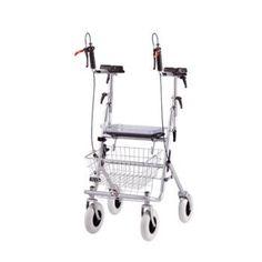 Height-adjustable rollator (4 casters) - SRL - MedicalExpo