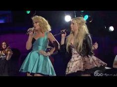 """Meghan Trainor ft Miranda Lambert """"All About That Bass"""" (VIDEO) CMA Awar..."""