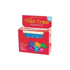 Scholastic The Trait Crates - Grade K by Scholastic. $60.03. Language(s) - English. Age Recommendation - Kindergarten. Catalog Publishing Type - Reference Books-School. Print Sort - Reference Books. Global Product Type - Reference Books. Grade K: Trait Crate features writing lessons connected to the following 6 picture books:My Chair; I Am America; When Sophie Gets Really; Really Angry; Mama Zooms; Charlie Parker Played Be Bop; No, David!