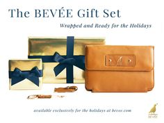 Photography, Styling, Graphic Design by Melanie Biehle | BEVÉE Holiday Gift Sets 2014