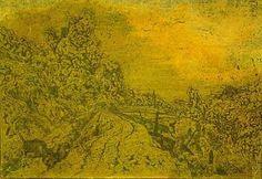 Hercules Seghers- Rotslandschap met kerktoren in de verte (1610-1620) afm. 13.3 x 18.7 c.jpg