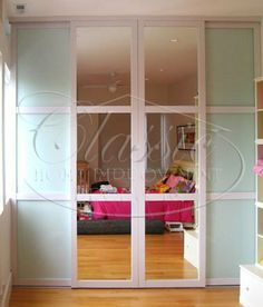 Closet Door Alternatives Mirrored Closet Doors Decorated
