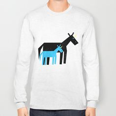 Thanks Dad Long Sleeve T-shirt by That's So Unicorny   Society6