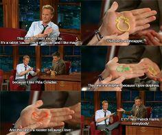 Neil Patrick Harris. Love him!