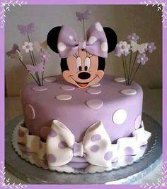 Lavender Minnie Mouse