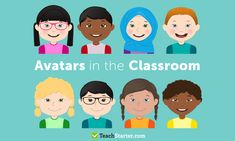 We can't hide from it. Digital life is here to stay and children love it! Avatars are one form of digital life that is becoming a popular tool in classrooms and can serve in a number of capacities. This blog article outlines ten ways you can use student avatars in the classroom environment.