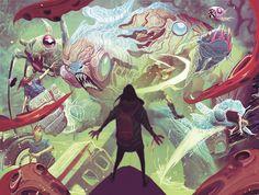 Weirdworld #1, la preview