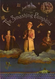 The Smashing Pumpkins - I wonder what happened to my poster...