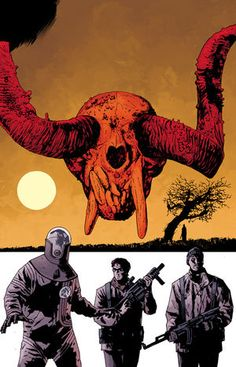 B.P.R.D. Hell on Earth #127 (Laurence Campbell Cover Image)
