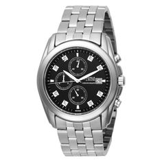 Caravelle by Bulova Men's 43D006 Diamond Accented « Clothing Adds for your desire
