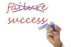 Embracing Failure for Individual Success