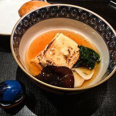 Genuine Tofu dish. S