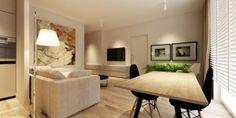 male miewszkania Oversized Mirror, Cool Stuff, Bed, Inspiration, Furniture, Home Decor, Flat, Ideas, Biblical Inspiration