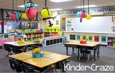 2013 Classroom Reveal {At Last!} - Kinder Craze