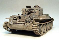 Centaur IV (95mm Howitzer), Tank, Cruiser, Mk.VII