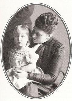 Beatrice with Ena