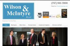 New Attorneys added to CMac.ws. Wilson