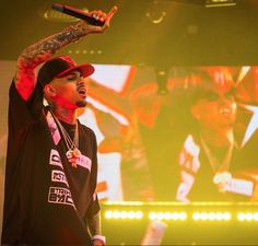 Listen: Chris Brown Talks With Ryan Seacrest On Past Relationship With Karrueche And Becoming A Father