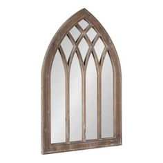 Arched Window Mirror, Arched Wall Decor, Arch Mirror, Arched Windows, Wall Mirror, Traditional Wall Decor, Comfortable Living Room Chairs, Distressed Frames, Mirror Shapes