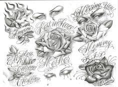 chicano art - Dragon-Tattoo Hamburg