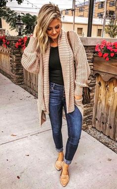 18365a9681 154 Best Cardigan Outfits