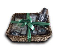 Geschenkkörbe, Korb, Geschenk, Deilikatessen, Spezialitäten, Balsmico, Winegar, Extravergine Olvenöl