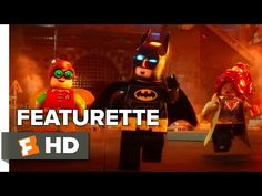 'The LEGO Batman Movie' stars describe in character why the movie is awesome - Batman News