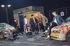 B.A.P album cover and title song revealed!