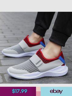 Shoespie Low-Cut Upper Velcro Round Toe Slip On Men's Sneakers Trendy Shoes, Casual Shoes, Men Casual, Loafer Shoes, Men's Shoes, Loafers, Summer Sneakers, Men's Sneakers, Girls Messenger Bag