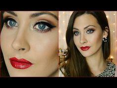 Party Makeup Tutorial | Maquillaje elegante para fiesta/ocasiones especiales #WINTERLIZY - YouTube