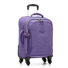 Yubin 55 Spinner Luggage - Kipling #Travel #Gear #Suitcase