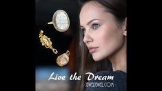Live the Dream! Fulfill your fantasy with gorgeous gems and designer jew...