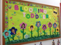 Blooming Toddlers