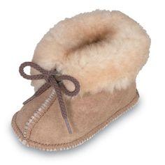 Golden Tan Genuine Sheepskin Bootie - Minnetonka Moccasins http://stagecoachgifts.biz/collections/minnetonka-moccasins/products/genuine-sheepskin-bootie