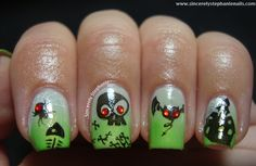 Sincerely Stephanie: My Bundle Monster Halloween Fright Night Entry!