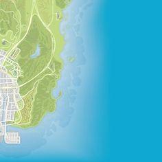 Map   GRAND THEFT AUTO V
