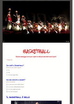 Sondaggio Basketball! https://plus.google.com/communities/110720246252329743090/stream/2b2a9d7a-1fdc-442d-8e99-e32143348aee