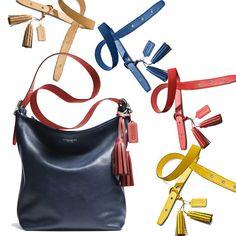 Shop Coach Legacy Kit, customize your own classic coach bag, love it!