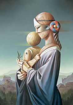 Surrealism- I wish the artist was named