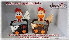 JOAPHIA ARTES E CIA:       TEM MOLDEEE             GALINHA PORTA OVOS EM E.V.A.