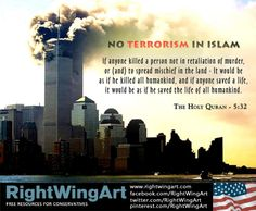 Terrorism is the root of Islam