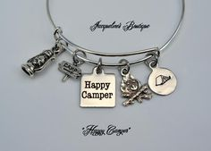 Happy Camper • Expandable... - Jacqueline's Boutiqu... | Scott's Marketplace